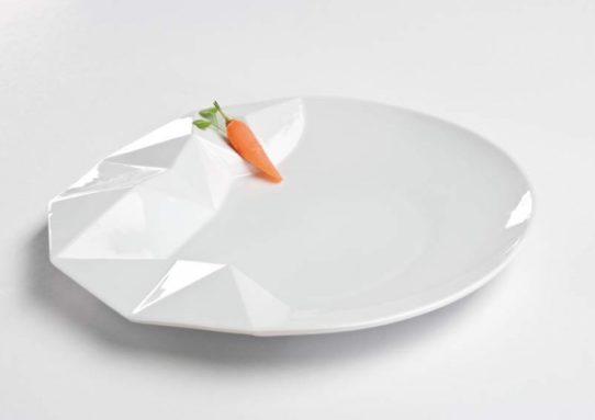Ozdobne talerze- nadaj charakteru swojej kuchni