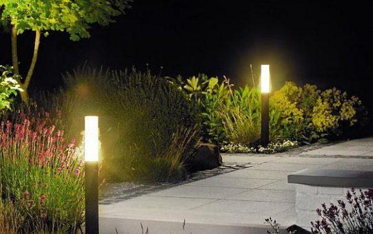 Kilka słów o oświetleniu ogrodowym LED